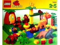 LEGO Duplo Dino World - 2604