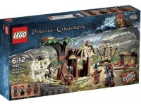 LEGO Pirates of the Caribbean Kannibaal ontsnapping - 4182