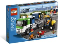 LEGO City Recycling truck - 4206