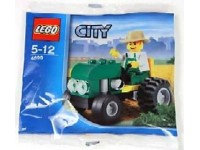 LEGO City Mini tractor (polybag) - 4899