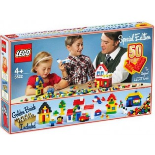 LEGO Bricks and More Gouden jubileum set - 5522