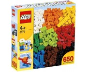 LEGO Bricks & More 650 basisstenen deluxe - 6177