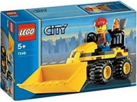 LEGO City Mini graafmachine - 7246