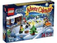 LEGO City Adventskalender - 7553
