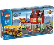 LEGO City De straathoek - 7641