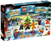 LEGO Adventskalender City - 7687