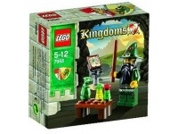 LEGO Kingdoms Tovenaar - 7955