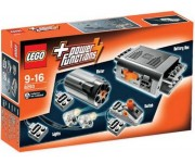 LEGO Technic Power Functions Motorset - 8293