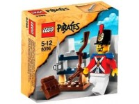 LEGO Pirates Soldaat arsenaal - 8396