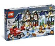 LEGO Creator Winter Village post office  - 10222