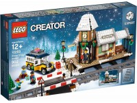 LEGO Creator Winterdorp station - 10259