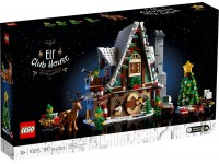 LEGO Winter Elf Clubhuis - 10275