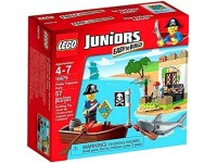 LEGO Juniors Piraten schattenjacht‎ - 10679
