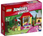 LEGO Juniors Disney Princess Sneeuwwitjes boshut - 10738
