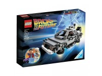 LEGO DeLorean Back to the Future Time Machine - 21103
