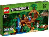 LEGO Minecraft De jungle boomhut - 21125