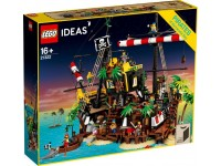 LEGO Ideas Piraten van barracuda baai - 21322