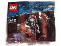 LEGO Pirates of the Caribbean Voodoo Jack Sparrow (polybag) - 30132