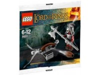 LEGO Lord of the Rings Uruk-hai met ballista - 30211