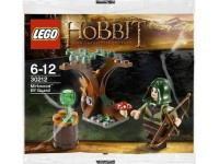 LEGO The Hobbit Mirkwood Elf wachter  - 30212