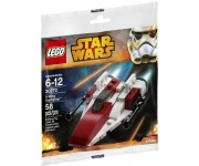 LEGO Star Wars A-Wing Starfighter - 30272