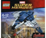 LEGO The Avengers Quinjet - 30304