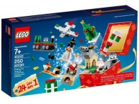 LEGO Kerst holiday countdown kalender - 40222