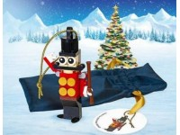LEGO Kerst toy soldier - 5004420