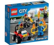 LEGO City Brandweer start set - 60088