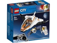LEGO City Space Satelliettransportmissie - 60224