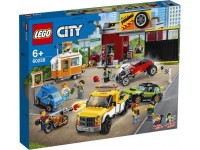 LEGO City Tuningworkshop - 60258