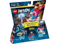LEGO Dimensions Level Pack Back to the Future - 71201