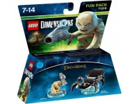 LEGO Dimensions Fun Pack Lord of the Rings Lord Gollum - 71218