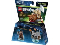 LEGO Dimensions Fun Pack Lord of the Rings Gimli - 71220