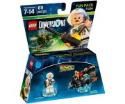 LEGO Dimensions Fun Pack Back to the Future - 71230
