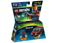 LEGO Dimensions Fun Pack The A-Team - 71251
