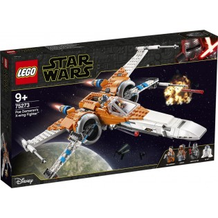 LEGO Star Wars Poe Damerons X-wing Fighter - 75273