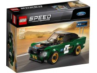 LEGO Speed Champions 1968 Ford Mustang Fastback - 75884