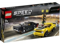 LEGO Speed Champions Dodge Challenger SRT Demon en Dodge Charger R/T - 75893