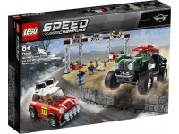 LEGO Speed Champions Mini Cooper Rally - 75894