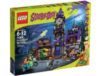 LEGO Scooby-Doo Mystery Mansion - 75904