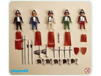 Playmobil Ridder set - 3130