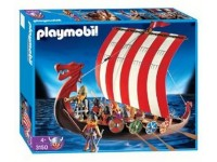 Playmobil Vikingschip - 3150