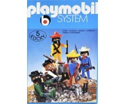 Playmobil Western Mexicanen set - 3241