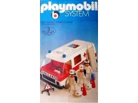 Playmobil Ambulance - 3254