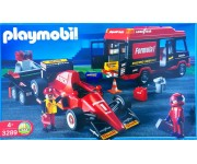 Playmobil Formule 1 racing service - 3289