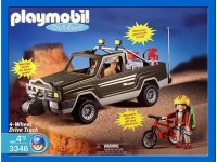 Playmobil 4-Wheel drive truck - 3346