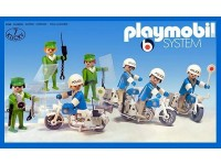 Playmobil SuperSet Politie - 3401