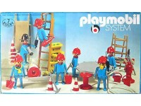 Playmobil SuperSet Brandweer - 3403