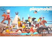 Playmobil SuperSet Indianen - 3406